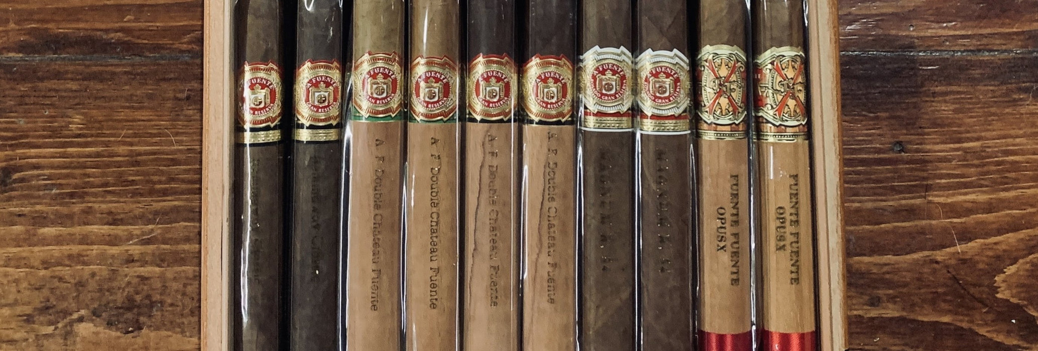 Arturo Fuente Extremely Rare Holiday Collection (10 pack)