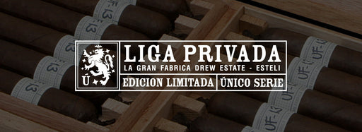 LIGA PRIVADA NO. 9 Robusto 5 Pack
