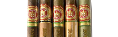 Fuente Friday Deal - 858 Sampler (5 Pack)