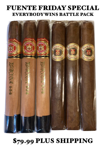 Casa Cuba vs. 8-5-8 Sampler ( YOU WIN )