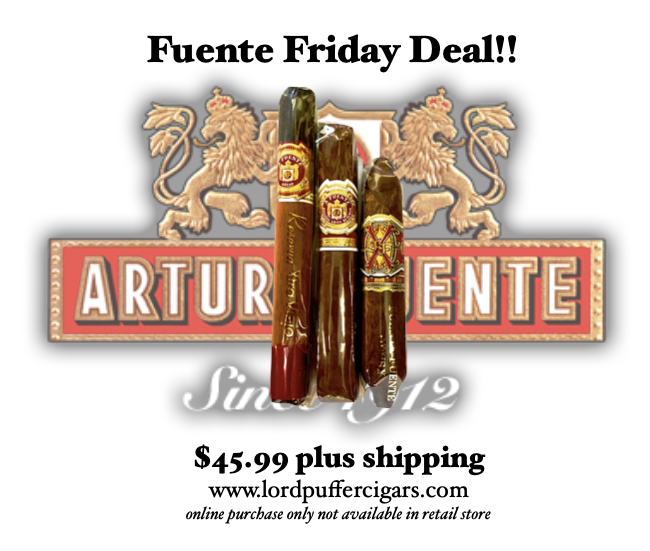 Fuente Friday : Shorties Special