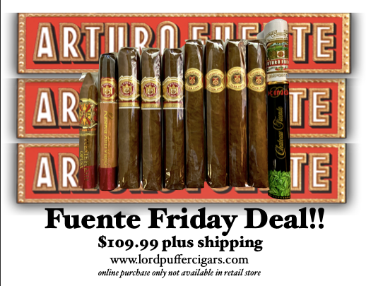 Fuente Friday It's a BIG Deal!