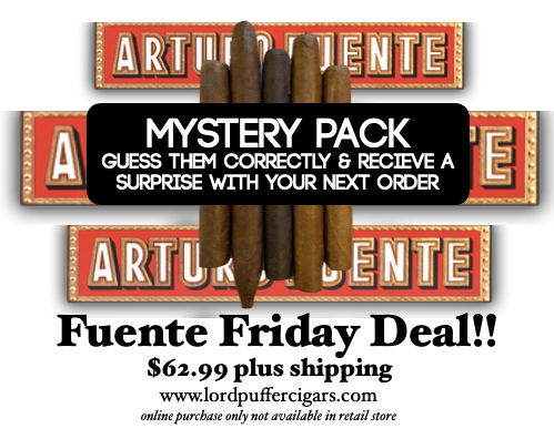 Fuente Friday Jan. 15, 2021 Mystery Pack