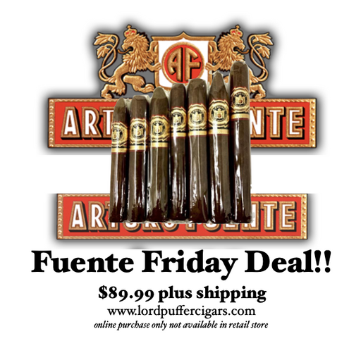 Arturo Fuente Don Carlos Sampler (7 Pack)