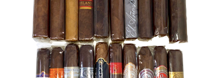 20 Cigar Sampler Pack for Speakeasy Text Group ONLY