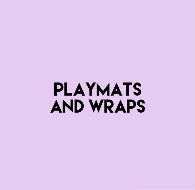 Playmats,Wraps and Blankets