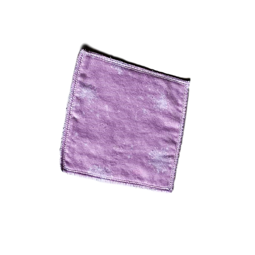 Reusable baby wipes- Pink Wishes