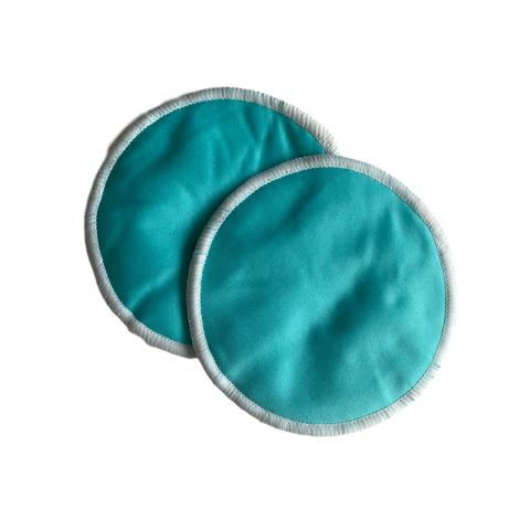 Washable Breast Pads- Mint