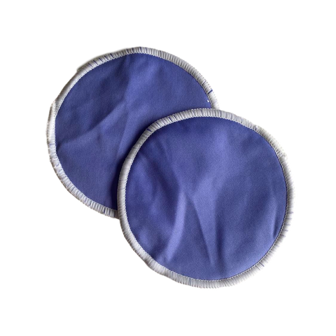 Washable Breast Pads- Lilac