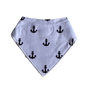 Bandana Bib- Anchor