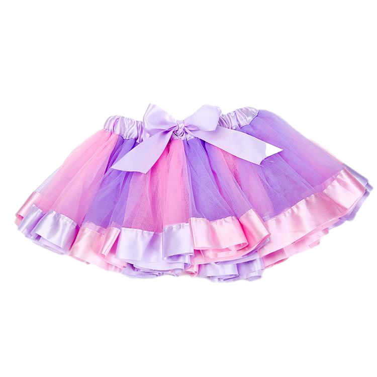 Purple and Pink Tutu