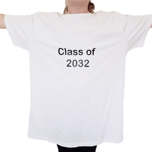 School Years Milestone Tee