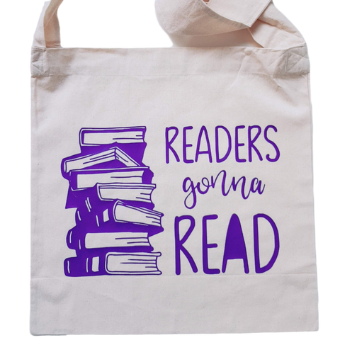 Library Bag- Readers