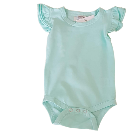Sleeveless FLUTTER - Mint
