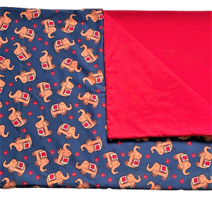 HANDMADE RANGE;  Play Mat- elephants