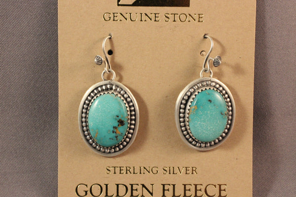 Hachita Turquoise Earrings