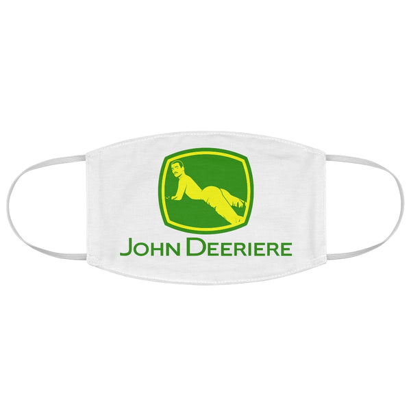 John Deeriere Face Mask (White)