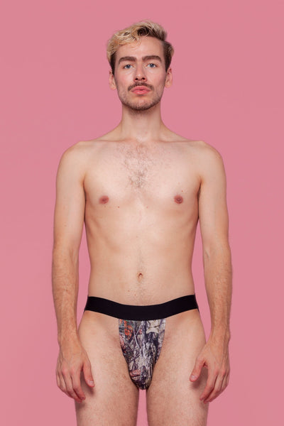 Hunting Season High-Waisted Jockstrap