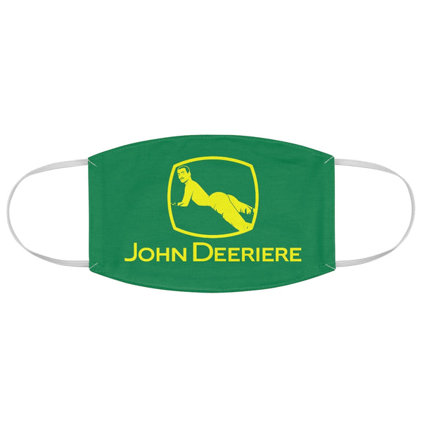 John Deeriere Face Mask (Green)