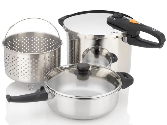 Zavor DUO Pressure Cooker Set Parts