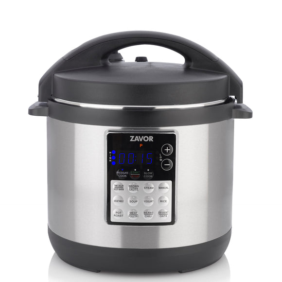 Zavor LUX Edge Multi-Cooker, 4Qt, SS Parts