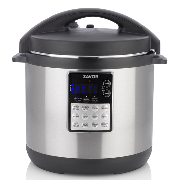 Zavor LUX Edge Multi-Cooker, 6Qt, SS Parts