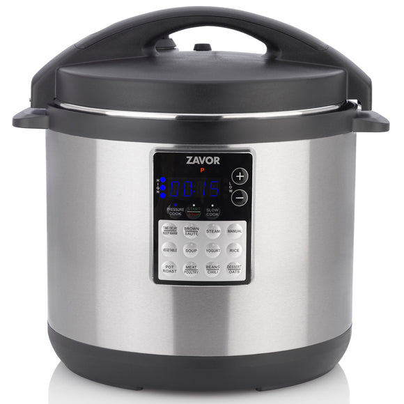 Zavor LUX Edge Multi-Cooker, 8Qt, SS Parts