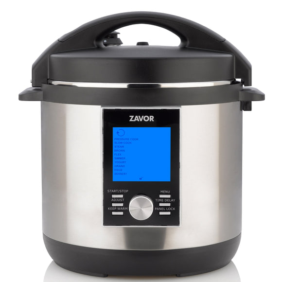 Zavor LUX LCD Multi-Cooker, 6Qt, SS Parts