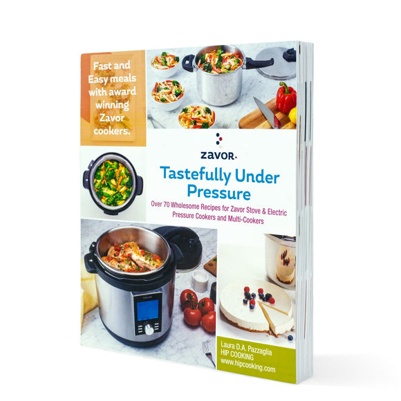 Tastefully Under Pressure Cookbook (ZACMIBO22)