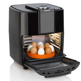 Cooking Egg Rack inside AirFryer