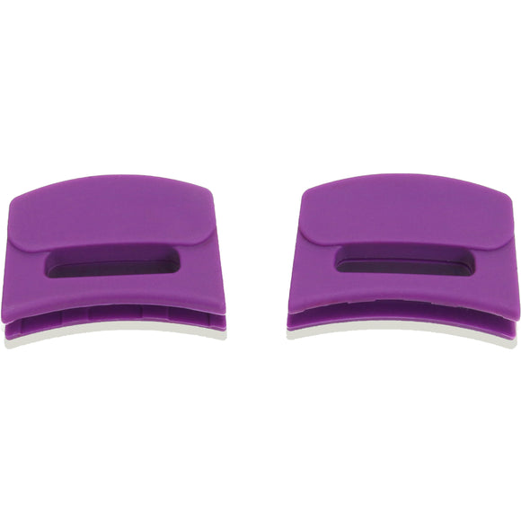 ZSPCWHH39 - Silicone Grips, Purple