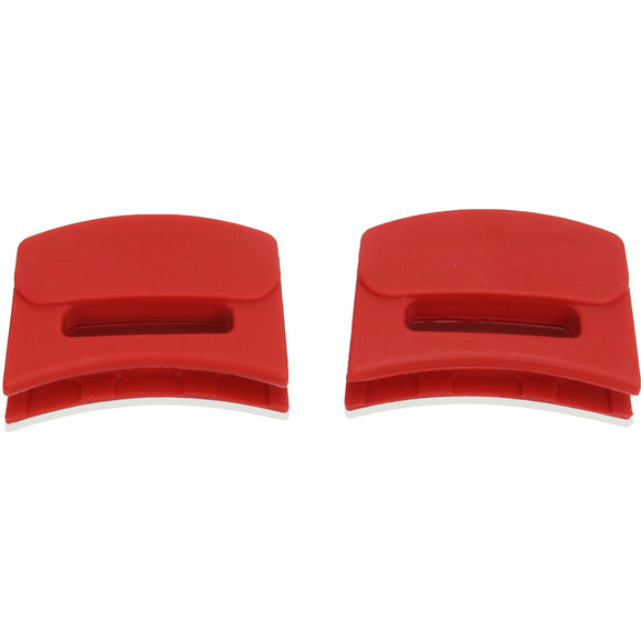 ZSPCWHH42 - Silicone Grips, Red