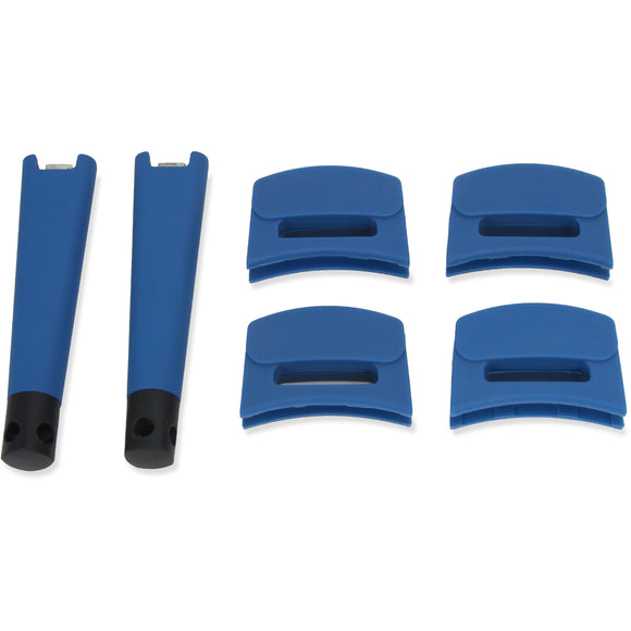 ZSPCWHH49 - 6pc Handle Set, Royal Blue