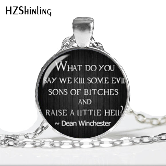 Supernatural Necklaces 17 Options to Choose From