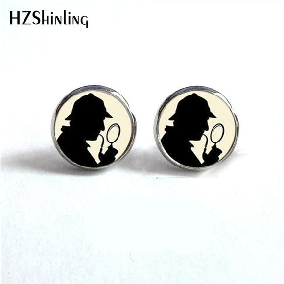 Sherlock Holmes Earrings 20 Styles to Choose From