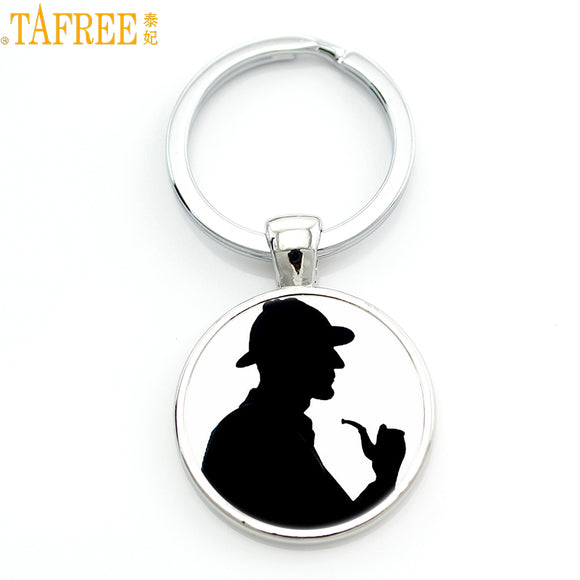 Sherlock Holmes Key Chain 17 Styles to Choose From