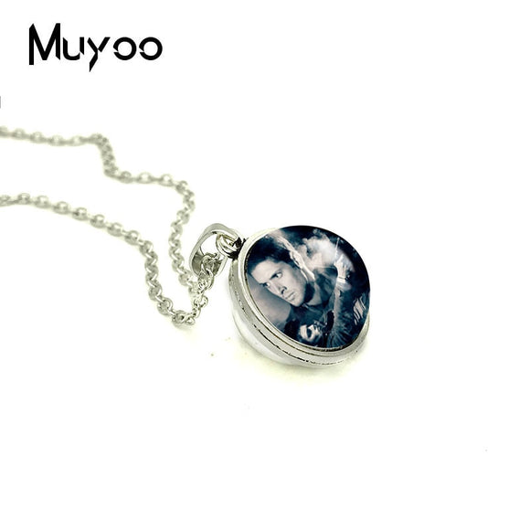 Dean Winchester Double Sided Necklace Supernatural
