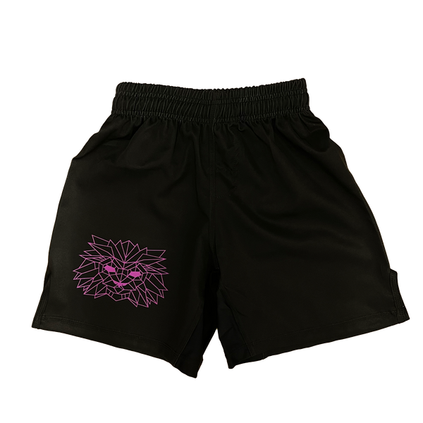 BJJ Girls MMA Shorts