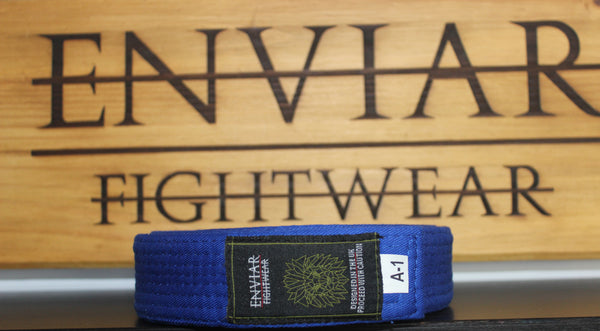 Enviar BJJ Blue Belt