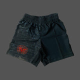 Kids Neon Belly Shorts