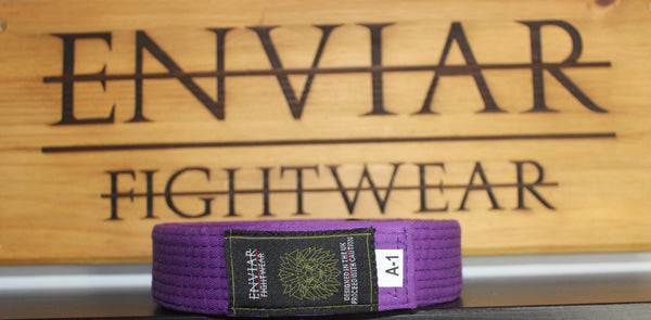 Enviar BJJ Purple Belt