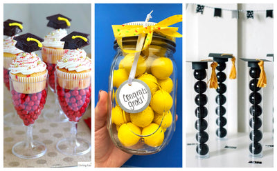 Con-grad-ulations! Fun DIY Candy Gifts for Graduates