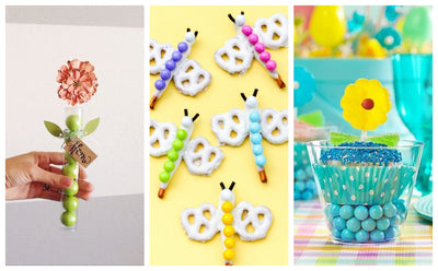 DIY Candy Surprises for Mother's Day!