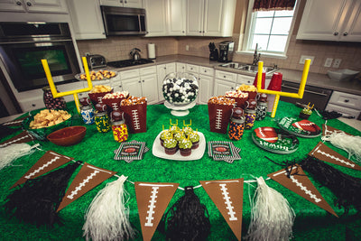 Kick Off Your Super Bowl Party with These DIY Candy Ideas