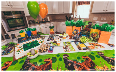 Go Prehistoric with These Dinosaur Birthday Party Ideas