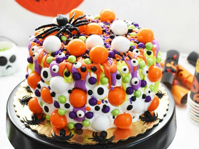 Halloween Treat Cakes