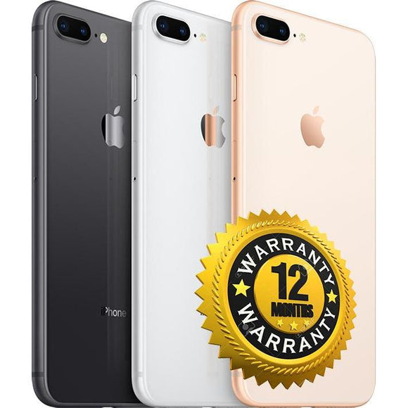 Apple iPhone 8 Plus - Rose Gold - 64GB - UNLOCKED - Grade B