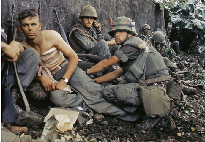 Drug Deaths Kill More Americans than Total Casualties in Vietnam War