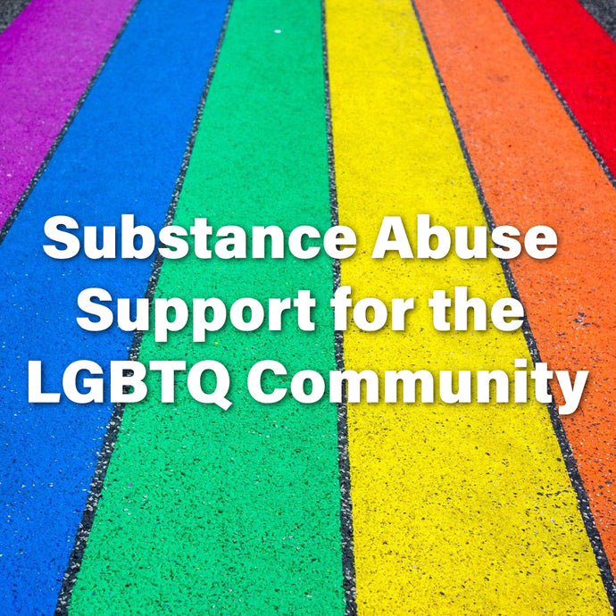 Substance Abuse Support for the LGBTQ Community 🏳️‍🌈
