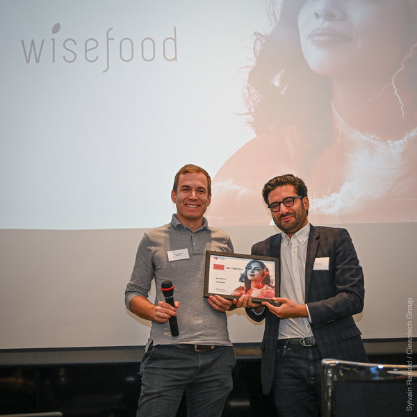 "Wisefood ist ""Top 50 To Watch by Cleantech Group"""